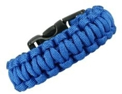 Royal Blue - 550 paracord bracelet