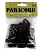 Parachute Cord Whistle Buckles