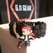 Kids - Jake & the Never-land Pirates Paracord Bracelet