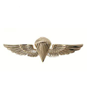 USMC-USN Parawing Pin