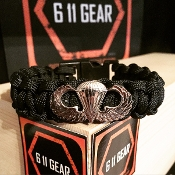 Jump Wings Paracord Bracelet
