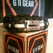 Come and Take it Paracord Bracelet