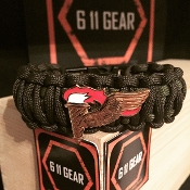 US Army Pathfinder Paracord Bracelet