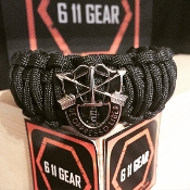 US Army - Special Forces Paracord Bracelet