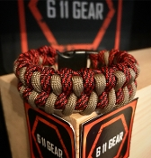 Fishbelly Paracord Bracelet