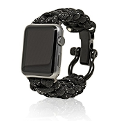 Custom Apple Paracord Watch Band