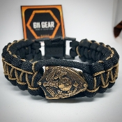 USMC - EGA Shield Custom Paracord Bracelet