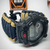 Custom GShock Paracord Watch Band