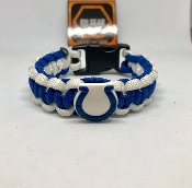 Indianapolis Colts Paracord Bracelet