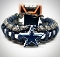 Dallas Cowboys -Paracord Bracelet