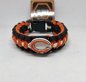 Chicago Bears Paracord Bracelet