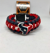Houston Texas Paracord Bracelet