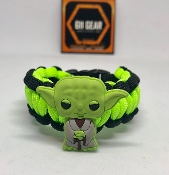 Star Wars Yoda Paracord Bracelet