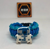 Star Wars R2D2 Paracord Bracelet