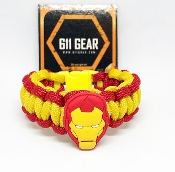 Iron Man Kid's Paracord Bracelet