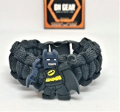 Lego Movie - Batman Kid's Paracord Bracelet