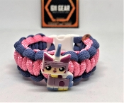 Lego Movie - Uni-kitty Kid's Paracord Bracelet