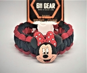 Disney - Minnie Mouse Kid's Paracord Bracelet