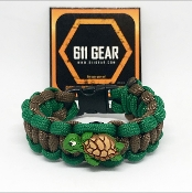 Finding Nemo - Turtle Kid's Paracord Bracelet