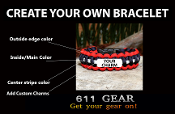 Create Your Own  - Customized Paracord Bracelet