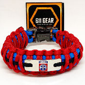 US Army - 82nd Airborne King Cobra Paracord Bracelet