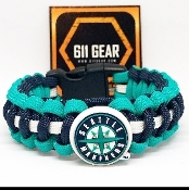 Seattle Mariners Paracord Bracelet