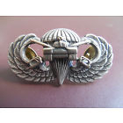 Airborne Armored Jump Wing Badge