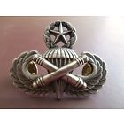 Airborne Artillery Master Jump Wing Badge