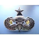 Airborne Senior Special Forces Jump Wing Badge US Army